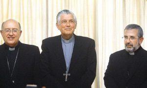 Conferencia Episcopal renovó su directiva