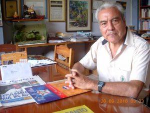 Falleció Ludolfo Ojeda