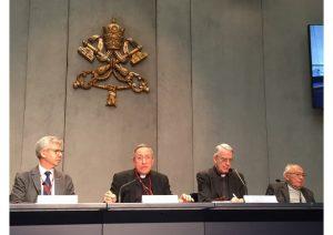 Presentación de Asamblea General de Cáritas Internationalis en el Vaticano