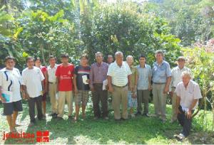 Alto Marañón, presentan encíclica en asamblea pastoral