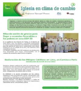 Iglesia en clima de cambio 3