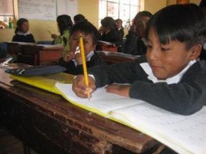Profesores de EDOP exigen mejorar la educación pública