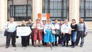 Se entrega petitorio para la aprobación de la Ley de Búsqueda de Personas Desaparecidas