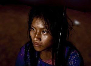 Informe digital: Los infiernos de la mujer awajún
