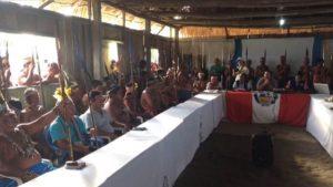 Concluye Mesa de diálogo entre nativos de Saramurillo y el Estado