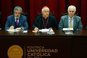 Cardenal Versaldi nombrado Gran Canciller de la PUCP