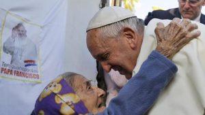 """El Papa Francisco recordó a Judith y expresó: """"En mi opinión: las mujeres son más valientes que los hombres"""""""
