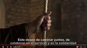 (Video) Enero mensaje del Papa: Los cristianos al servicio de la humanidad