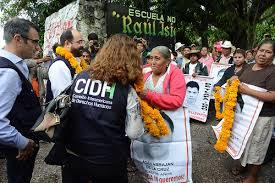 CIDH condena que se registren 14 asesinatos a defensores de derechos humanos iniciando el 2017