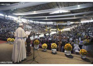 El Papa pide a movimientos populares unaparticipación protagónica para luchar contra las injusticias