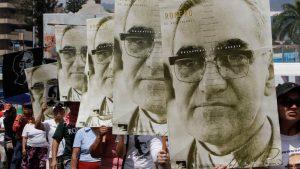 Pronta canonización de Romero es el pedido de la Iglesia y el Gobierno salvadoreños