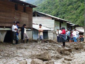 Regiones en emergencia por desastres tras persistentes lluvias y desbordes de ríos