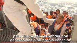 (Video abril) El Papa y el desafío de los jóvenes por construir un futuro más solidario y justo