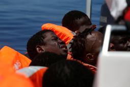 Organización internacional de las migraciones informa de más náufragos y muertos en el Meditarráneo
