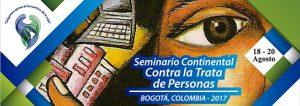 Seminario Continental Contra la Trata de Personas se realizará en Bogotá (18-20 agosto)