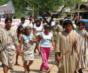 CNDDHH denuncia proyecto de Ley contra territorios indígenas