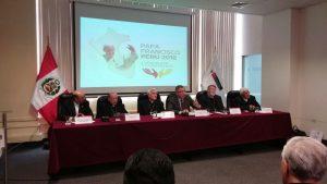 Gobierno e Iglesia examinan avances en la preparación para la visita del Papa