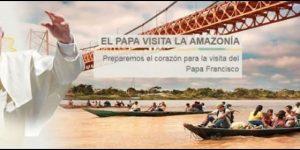 El Papa anuncia Sínodo Panamazónico para 2019