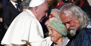 El Papa Francisco almorzará con 1500 pobres en la Primera Jornada Mundial de los Pobres