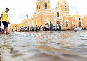 Trujillo: reconstrucción solidaridad y religiosidad popular