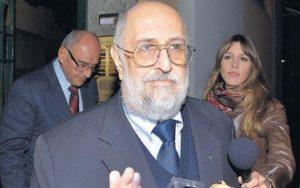 Ministerio Público pide prisión preventiva para Luis Figari