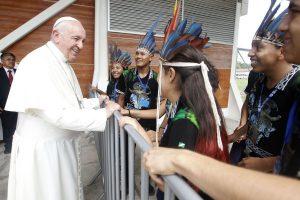 Francisco visibiliza la lucha contra la trata de personas en Puerto Maldonado