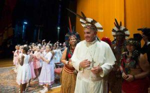 """Reporte radial realizado en Puerto Maldonado: """"La Amazonía con el Papa Francisco"""" por CCJPA"""