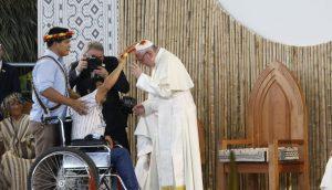 Francisco inició el Sínodo Panamazónico