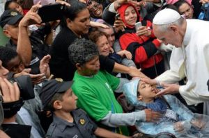 Francisco y su encuentro con la Iglesia de los pobres
