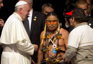 Visita del Papa Francisco permitirá a indígenas amazónicos visibilizarse y mostrar sus demandas
