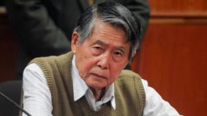 La CIDH señala que indulto a Alberto Fujimori no cumple con requisitos legales fundamentales