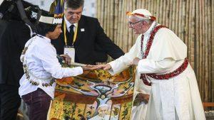 Papa Francisco: Madre de Dios no es descartable