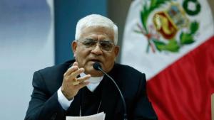 Monseñor Miguel Cabrejos es el nuevo presidente de la Conferencia Episcopal Peruana