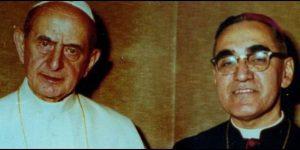Romero y Pablo VI, santos: Francisco canoniza a dos de los grandes referentes de la Iglesia del Vaticano