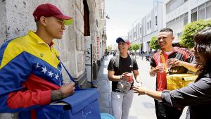"""""""Venezuela en el Perú"""", por José Luis Franco"""