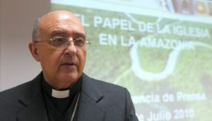 """Cardenal Barreto dice que: """"El enfoque de género es lo más adecuado"""""""