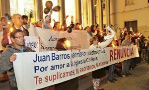 """Laicas y laicos chilenos: """"Nunca más obispos soberbios, arrogantes y prepotentes"""""""