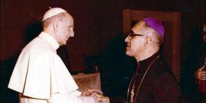Papa Francisco canonizará a Pablo VI y Óscar Romero el 14 de octubre