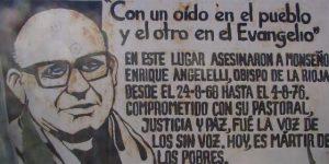 Francisco reconoce el martirio de monseñor Angelelli y sus tres colaboradores