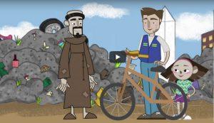 """REPAM presenta serie animada """"El viajero de Asís"""""""