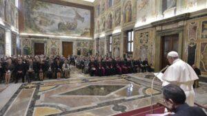 Francisco se manifiesta en defensa de la vida de los no nacidos, así como de los ancianos y los pobres