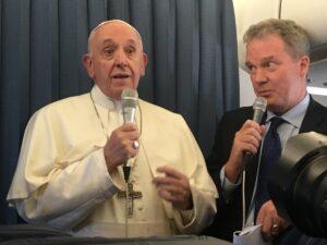 """Francisco, ante las acusaciones de Viganò: """"No diré una sola palabra, la carta habla por sí sola"""""""