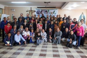 Primera Asamblea Territorial se realizó con éxito en Lima