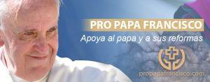 Religión Digital lanza web para que las personas firmen en apoyo al Papa