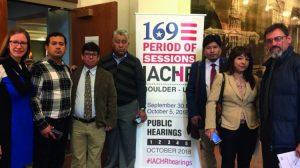 Comisión Interamericana cuestiona convenios entre la policía y empresas mineras en el Perú