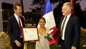 Lideresa amazónica gana concurso internacional por defender a los pueblos indígenas