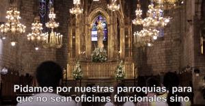 (Setiembre 2017) El video del Papa: parroquias al servicio de la misión