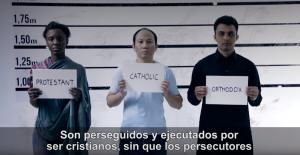 (Marzo 2017) El video del papa: ayudar a los cristianos perseguidos