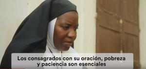(Octubre 2018) El video del Papa: la misión de los consagrados