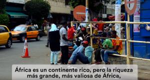 (Setiembre 2018) El video del Papa: la vida de los jóvenes en África